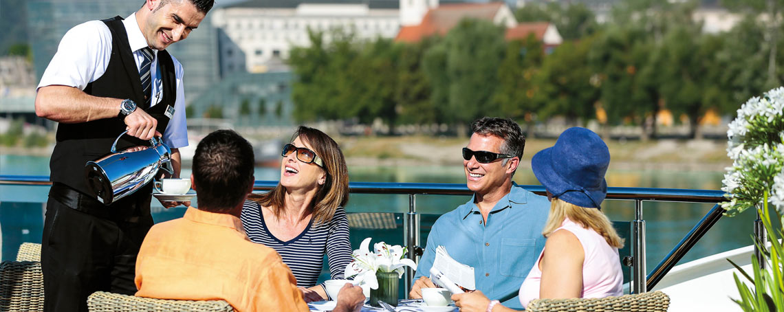 Cruises on the Blue Danube