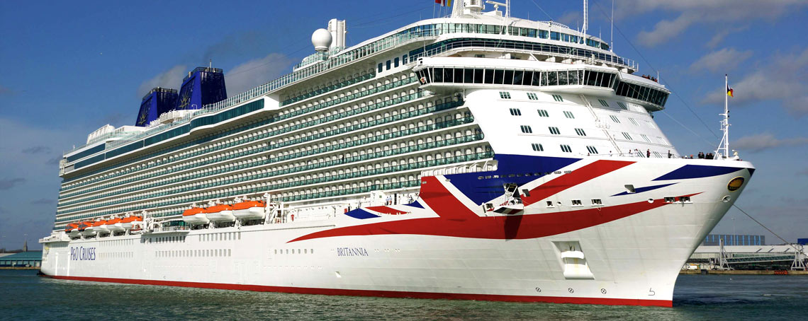 Live the Mediterranean Sea with P&O Cruises