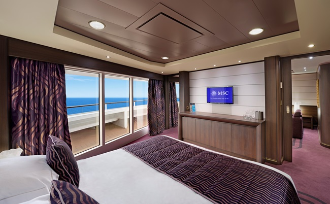 Yacht Club Executive and Family Suite