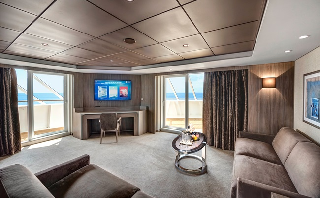 Yacht Club (Royal Suite)